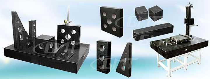 Advantages of granite in metrology