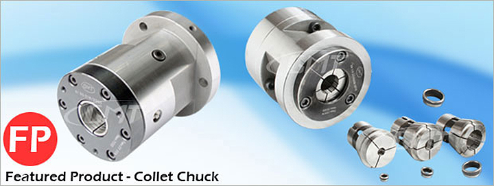 GMT - COLLET CHUCKS