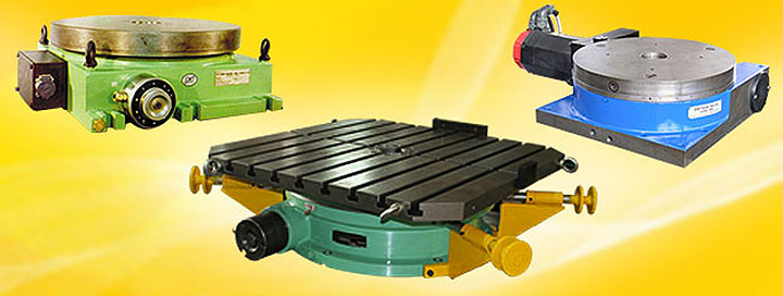 GMT Work Positioning Rotary Indexing Tables