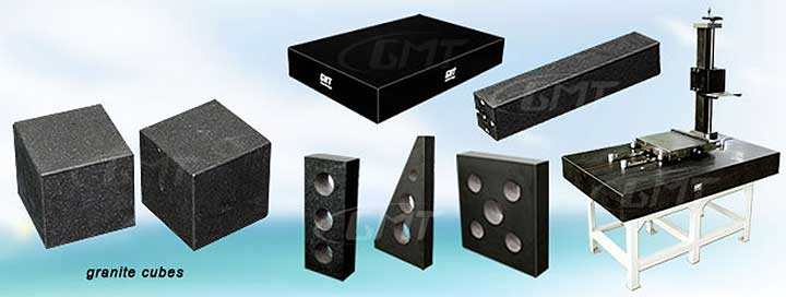 Granite Cube for Metrology