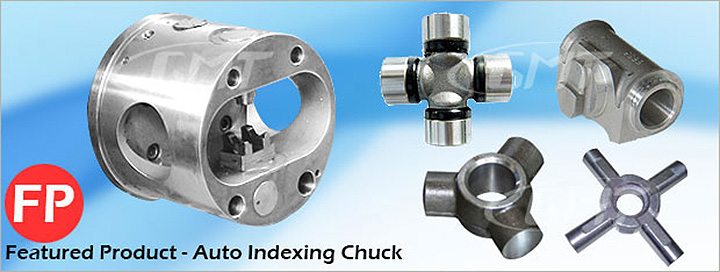 Auto Indexing Chuck