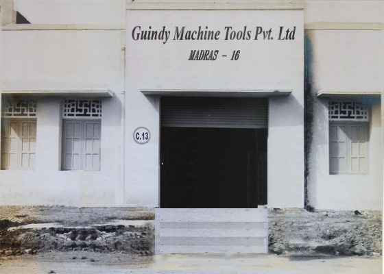 GMT factory 1959
