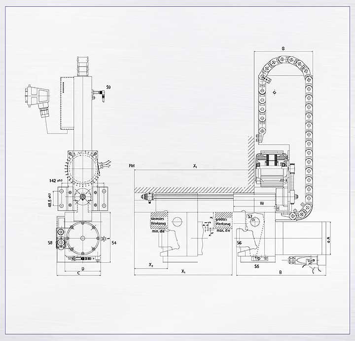 Berg Spanntechnik Clamping system PSP|VLE