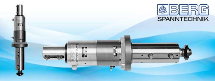 Clamping actuators ESP VAL