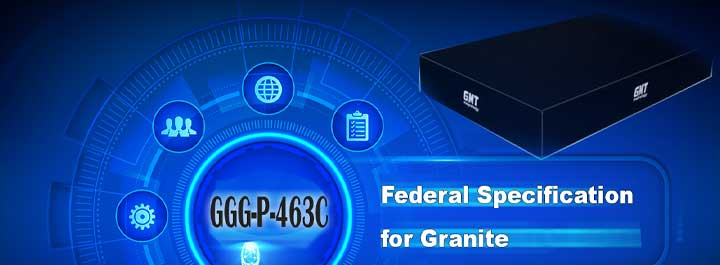Federal Specification for Granite